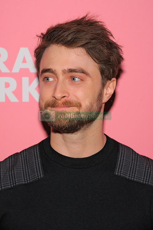 """Creator and executive producer Simon Rich and actors Steve Buscemi, Geraldine Viswanathan, Daniel Radcliffe and Karan Soni attend a screening and conversation for """"Miracle Workers"""" at the 92Y on May 14, 2019 in New York City. 14 May 2019 Pictured: NEW YORK, NY - MAY 14: Daniel Radcliffe attends a screening and conversation for """"Miracle Workers"""" at the 92Y on May 14, 2019 in New York City. Photo credit: Ron Adar / M10s / MEGA TheMegaAgency.com +1 888 505 6342"""