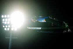 Matic Hladnik during National championship in ski jumping in NC Planica on December 23rd, Rateče, Slovenia. Photo by Grega Valancic / SPORTIDA
