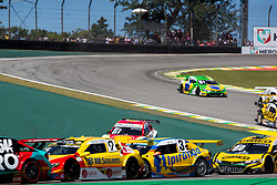 December 9, 2018 - Sao Paulo, Sao Paulo, Brazil - Nov, 2018 - Final stage of the 2018 championship of the Brazilian Stock Car, at Interlagos circuit, in Sao Paulo, Brazil. (Credit Image: © Paulo Lopes via ZUMA Wire) (Credit Image: © Paulo Lopes/ZUMA Wire)