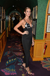 MILLIE MACKINTOSH at a dinner hosted by Charlotte Tilbury at Annabel's, 44 Berkeley Square, London on 23rd November 2016