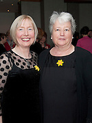 Something to Sing About Singers Edel Linnane  and Magdeline Breen who took part in the Choir Factor 2014 in the Radisson blu Hotel, Galway in aid of SCCUL Sanctuary at Kilcuan, Clarinbridge . Photo:Andrew Downes.