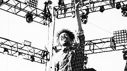 Danny Brown performs at The Treasure Island Music Festival - San Francisco, CA - 10/19/13