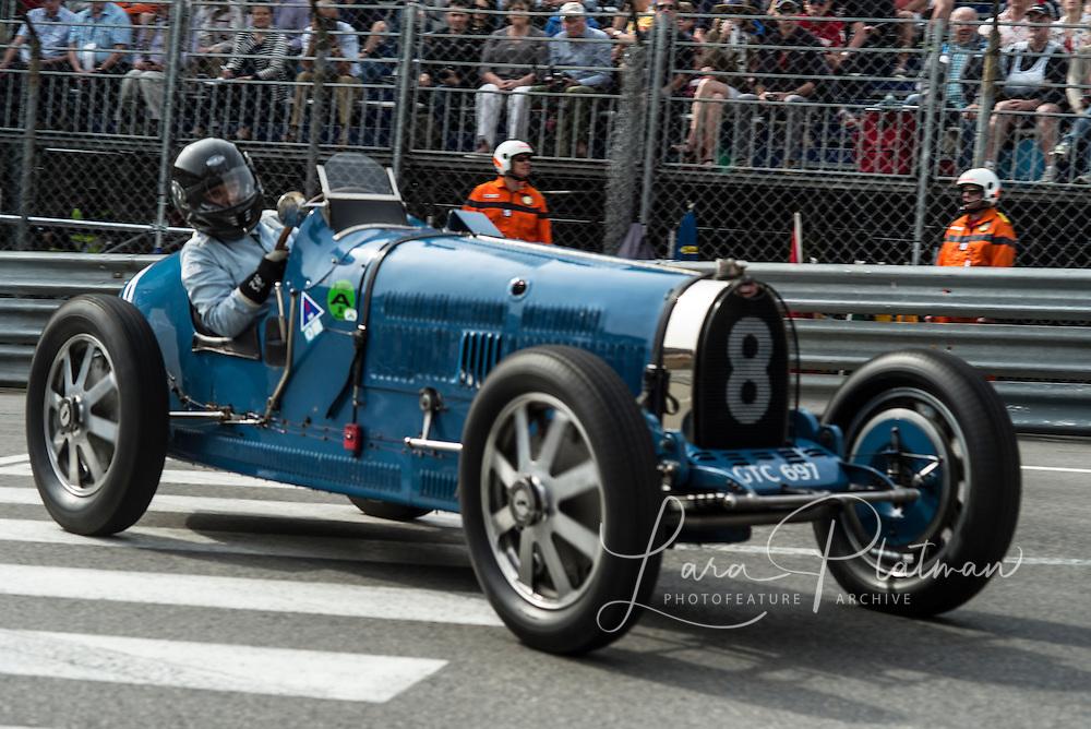 Series A pre war cars Julia de Baldanza,