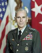 John William Vessey, Jr. (born June 29, 1922) is a retired United States Army general. He served as the tenth Chairman of the Joint Chiefs of Staff from June 18, 1982 to September 30, 1985.