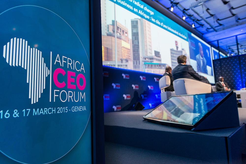 """Panel Performance """"Doing business en Afrique: les clés d'une (nécessaire) révolution"""", 17 mars 2015, Africa CEO Forum 2015"""