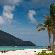 Bulow beach near Sunrise beach, Lo Lipe, Thailand