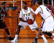 FIU Men's Basketball vs UALR (Jan 20 2011)