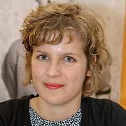NLD/Amsterdam/20150228 - Feest der Letteren 2015, Niña Weijers