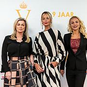 NLD/Katwijk/20191030 - 9 jaar Soldaat van Oranje, Bridget Maasland, Natascha Louwen, Yulia Rasshivkina