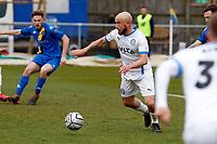 Paddy Madden. King's Lynn Town FC 0-4 Stockport County FC. Vanarama National League. The Walks. 27.4.21