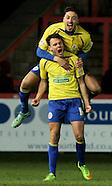 Exeter City v Accrington Stanley 030115