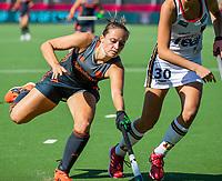 ANTWERPEN -  Kelly Jonker (Ned) tijdens  de   finale  dames  Nederland-Duitsland  (2-0) bij het Europees kampioenschap hockey.   COPYRIGHT  KOEN SUYK