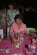 The Marchioness of Douro. Cartier dinner after thecharity preview of the Chelsea Flower show. Chelsea Physic Garden. 23 May 2005. ONE TIME USE ONLY - DO NOT ARCHIVE  © Copyright Photograph by Dafydd Jones 66 Stockwell Park Rd. London SW9 0DA Tel 020 7733 0108 www.dafjones.com