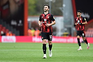 Shane Long (12) of AFC Bournemouth during the EFL Sky Bet Championship match between Bournemouth and Stoke City at the Vitality Stadium, Bournemouth, England on 8 May 2021.