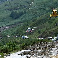 A85 Lochearnhead Landslide