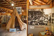 Nikkei Internment Memorial Centre, New Denver, Slocan Valley, West Kootenay, British Columbia, Canada