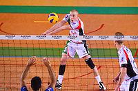 Nilas SEPPANEN  - 13.12.2014 - Tourcoing / Montpellier - 11eme journee de Ligue A<br /> Photo :  Dave Winter / Icon Sport *** Local Caption ***