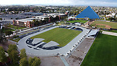 Track and Field-Long Beach State Views-Mar 19, 2020