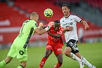 Fotball, 28. juni 2020, Eliteserien, Brann-Rosenborg - Gilbert Koomson Even Hovland