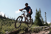 SHOT 8/5/17 11:13:38 AM - Photos while riding Brian Head Resort in Brian Head, Utah with Vesta Lingvyte of Denver, Co. Also includes images while riding the Thunder Mountain Trail in Southwestern Utah. (Photo by Marc Piscotty / © 2017)