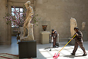 Metropolitan Museum of Art, New York, NY on Monday, May 5, 2014.<br /> <br /> Photograph by Andrew Hinderaker