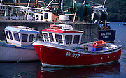 Fishing boats at Union Hall, County Cork, Ireland