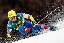 04.03.2017, Podkoren, Kranjska Gora, SLO, FIS Weltcup Ski Alpin, Kranjska Gora, Riesenslalom, Herren, 1. Lauf, im Bild Tim Jitloff (USA) // Tim Jitloff of the USA in action during his 1st run of men's Giant Slalom of FIS ski alpine world cup at the Podkoren in Kranjska Gora, Slovenia on 2017/03/04. EXPA Pictures © 2017, PhotoCredit: EXPA/ Johann Groder