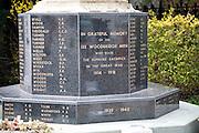 War memorial Woodbridge Suffolk