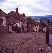 A294G1 Golden hill Shaftesbury Dorset England