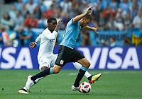 PPaul Pogba (France) Nahitan Nandez (Uruguay)<br /> Nizhny Novgorod 06-07-2018 Football FIFA World Cup Russia  2018 Uruguay - France / Uruguay - Francia <br /> Foto Matteo Ciambelli/Insidefoto
