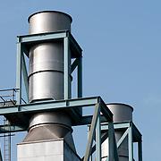 metal cooling tower