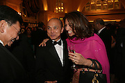 Peter Chow,  Jimmy Choo and Preea Hayra, Eleventh Annual Gala dinner for the Asian Business Awards 2007. Hosted by Eatern Eye and Ethnic Media Group. Hilton Hotel. Park Lane. 8 May 2007.  -DO NOT ARCHIVE-© Copyright Photograph by Dafydd Jones. 248 Clapham Rd. London SW9 0PZ. Tel 0207 820 0771. www.dafjones.com.
