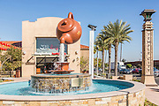 Camellia Square Shopping Center in Temple City California