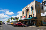 Kress Building, Hilo, The Big Island of Hawaii