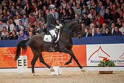Van Silfhout Diederik, NED, Impression<br /> KWPN Stallionshow - 's Hertogenbosch 2018<br /> © Hippo Foto - Dirk Caremans<br /> 02/02/2018