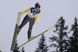 25.11.2012, Lysgards Schanze, Lillehammer, NOR, FIS Weltcup, Ski Sprung, Herren, im Bild Morgenstern Thomas (AUT) during the mens competition of FIS Ski Jumping Worldcup at the Lysgardsbakkene Ski Jumping Arena, Lillehammer, Norway on 2012/11/25. EXPA Pictures © 2012, ..PhotoCredit: EXPA/ Federico Modica