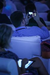 Público durante a palestra de Cristiane Correa & Start Ups durante o VOX - The Joy of Sharing, evento que  pretende provocar reflexões sobre o futuro da comunicação a partir do compartilhamento de conteúdo e experiências. FOTO: Jefferson Bernardes/ Agência Preview