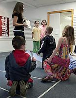 Winnipesaukee Playhouse April Vacation Theater Camp April 27, 2011.