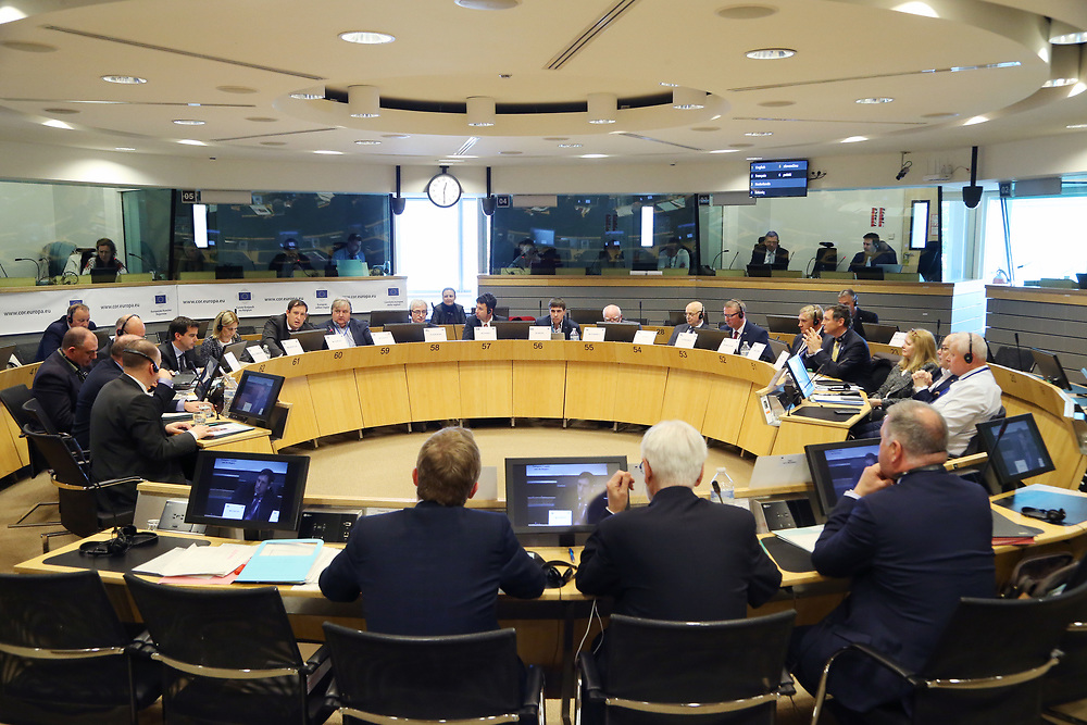 11 May 2017, EA Group meeting<br /> Belgium - Brussels - May 2017 <br /> © European Union / Patrick Mascart