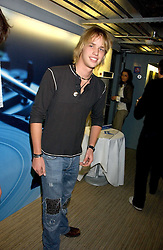 SAM BRANSON at a party hosted by O2 to announce their support for grassroots music through the launch of a nationwide music talent search 'O2 Undiscovered' held at The Hospital, Endell Street, London on 8th March 2006.<br /><br />NON EXCLUSIVE - WORLD RIGHTS