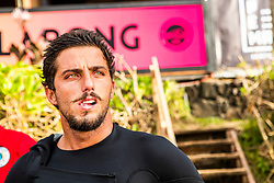 December 16, 2018 - Pupukea, Hawaii, U.S. - Filipe Toledo (BRA) is eliminated from the 2018 Billabong Pipe Masters with an equal 13th and his hopes of a World Title end after placing second in Heat 12 of Round 3. (Credit Image: © Kelly Cestari/WSL via ZUMA Wire)