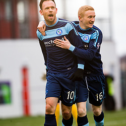 Clyde v Forfar Athletic, Scottish League Two