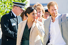 Royal Visit to Sussex - 3 Oct 2018