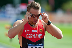 BEHRE David, 2014 IPC European Athletics Championships, Swansea, Wales, United Kingdom