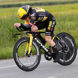 NOKKE HEIST (BEL) July 10 CYCLING: <br /> 3th Stage Baloise Belgium tour Time Trial: Anna Henderson