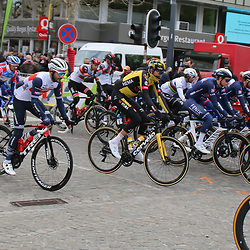 25-04-2021: Wielrennen: Luik Bastenaken Luik (Mannen): Luik <br />Robert Gesink