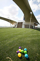 Celebrity Eclipse interior photos..The Lawn Club. The real grass top deck..