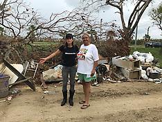 Bethenny Frankel's photo diary of devastation - 5 Oct 2017