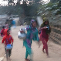 Our Break, Bangladesh by Aisha.<br /> <br /> 50% of revenue will go directly back to Aisha to support her and her family - equivalent to a month's income for them.