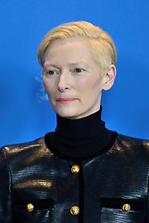 Tilda Swinton attending The Souvenir Photocall as part of the 69th Berlin International Film Festival (Berlinale) in Berlin, Germany on February 12, 2019. Photo by Aurore Marechal/ABACAPRESS.COM